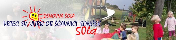 Vrtec Sonček Sv. Jurij ob Ščavnici